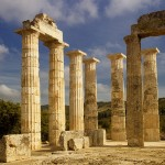 The temple of Zeus   Ancient Nemea 2